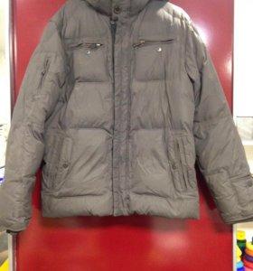 Зимняя мужская куртка р.46-48