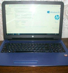 Ноутбук HP - 15-ba526ur