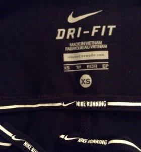 Спортивные лосины Nike