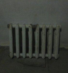 Чугунные радиаторы , батареи