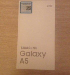 Samsung A5 (2017) На запчасти
