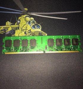 Оперативная память DDR-2, 1GB