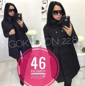 Новая куртка. 46 размер