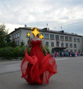 Платье на выпускной и любые торжества