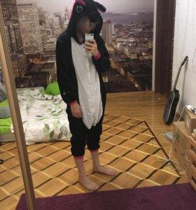 Пижама.костюм единорога