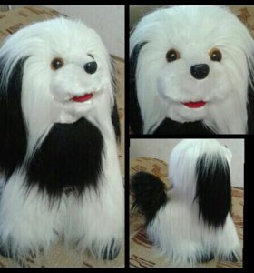 Игрушка собака