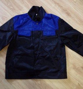 Куртка (спецодежда), р 52-54, новая
