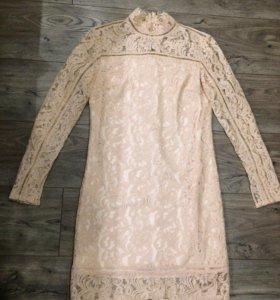 Кружевное платье Reiss оригинал