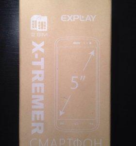 Explay X-tremer