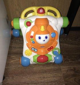 Каталка ходунки для малыша