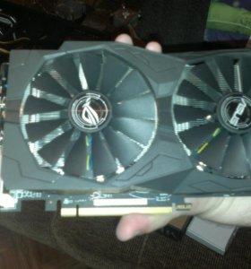 Видеокарта asus AMD Radeon RX 470