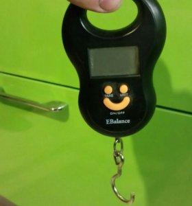 Весы новые электронные до 50 кг