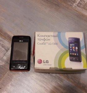 Телефон LG - T300