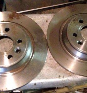Новые тормозные диски brembo А53710 для Volvo