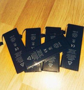 Аккумуляторы iphone 5/5s/5c