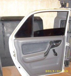 Дверь задняя левая для ГАЗ 3102 Волга