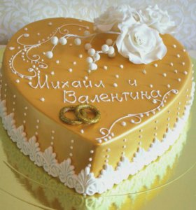 Мастер класс по изготовлению и украшению торта