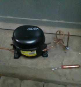 Компрессор двигатель на холодильник