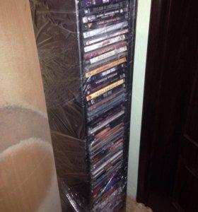 Тумба стойка для дисков