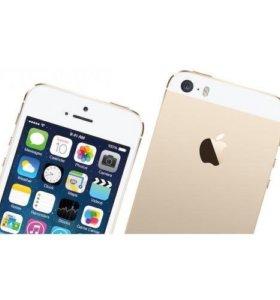 Айфон 5 голд