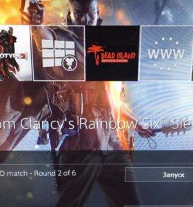 PS4 + 27 игр