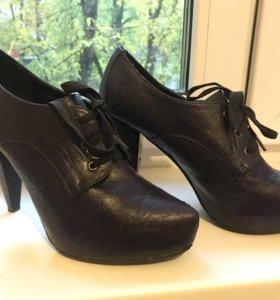 Ботильоны женские, ботинки, туфли женские