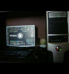 Игровая компиютер