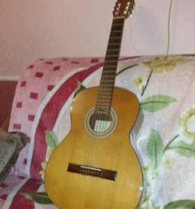 Гитара Cremona (Strunal) 4855 - 4/4 - Чехия.