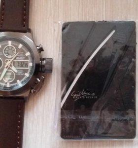 Часы+подарок НОЖ-КРЕДИТКА
