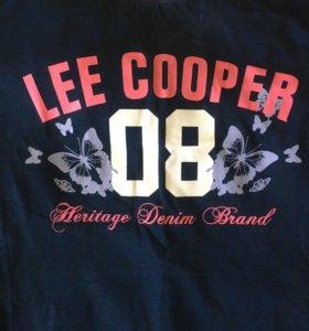 Футболка новая lee cooper