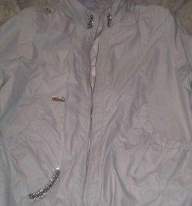Куртка легкая НОВАЯ 56-58