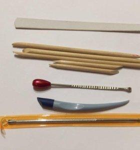 Инструменты для маникюра/педикюра