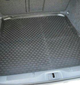 Коврик в багажник для Шкода Октавия 1