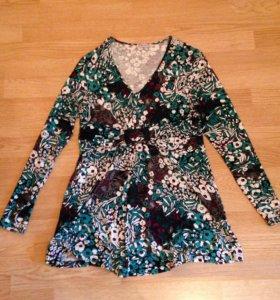 Комплект для беременных!Блуза + брюки!