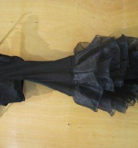 Платье для бальных танцев. Юниоры 1-2, латина.