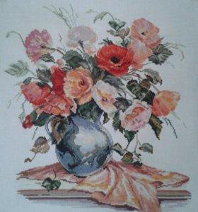 Поэзия цветов, нежные маки