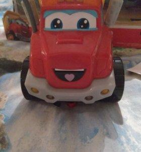 Машинка новая
