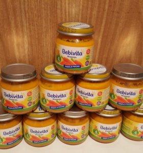 Пюре овощное Бебивита/Bebivita