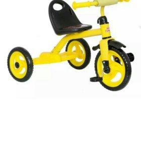 Велосипед детский 3х колёсный,новогодний подарок