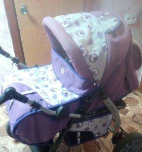 Детская коляска (зима-лето)
