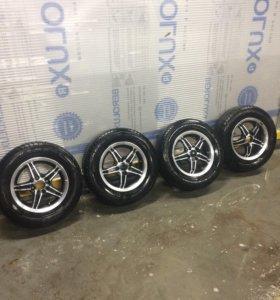 Литые колеса R13