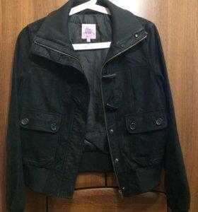 Куртка замшевая 42 размер