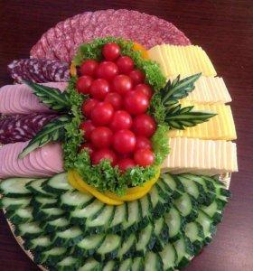 Приготовление пищи,услуги повара на дому