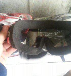 Шлем кросовый