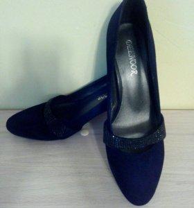 Новые туфли р. 38 Вестфалика
