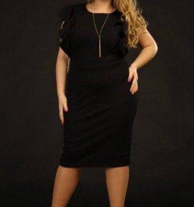 Новое платье 52-54р