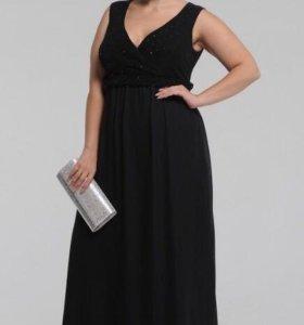 Новое платье 54-56