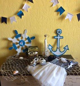 Набор для фотосессии, дня рождения для 1-1,5 лет