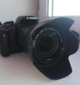 Canon 650d kit 18-135 IS STM + набор!!!