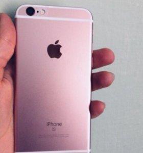 IPhone 6S 64 гб Gold Rose